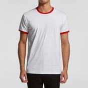 AS Colour Men's Ringer Tee