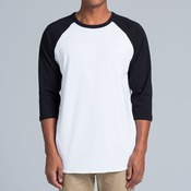 AS Colour - Raglan Tee